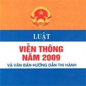 Luật Viễn Thông số 41/2009/QH12