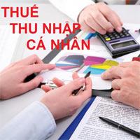Thay đổi cơ quan quản lý thuế TNCN