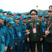 Vị trí chức năng nhiệm vụ của dân quân tự vệ