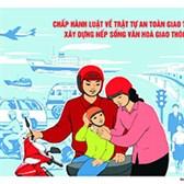 Viết một đoạn văn ngắn về an toàn giao thông