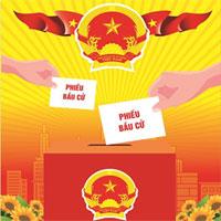 Mỗi phiếu bầu cử đều có giá trị như nhau thể hiện nguyên tắc nào trong bầu cử?
