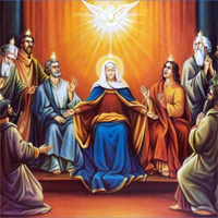 Lễ Chúa Thánh Thần Hiện Xuống 2021 là ngày nào?