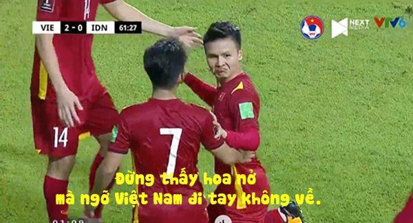Ảnh chế Việt Nam - Indonesia