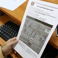CSGT có được dùng hình ảnh, video người dân cung cấp để xử phạt?