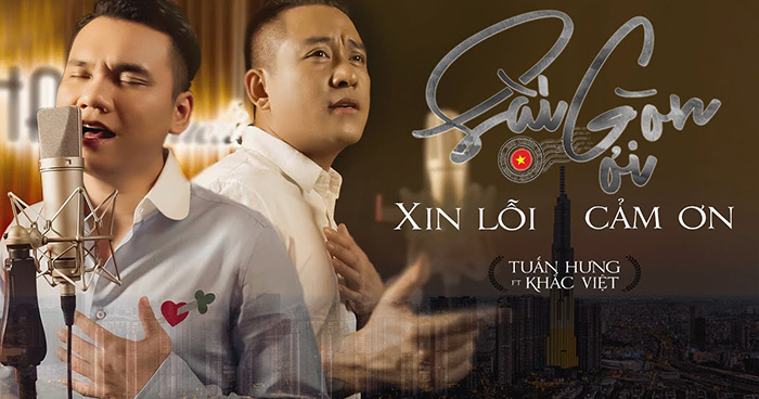 Lời bài hát Sài Gòn Ơi! Xin Lỗi Cảm Ơn