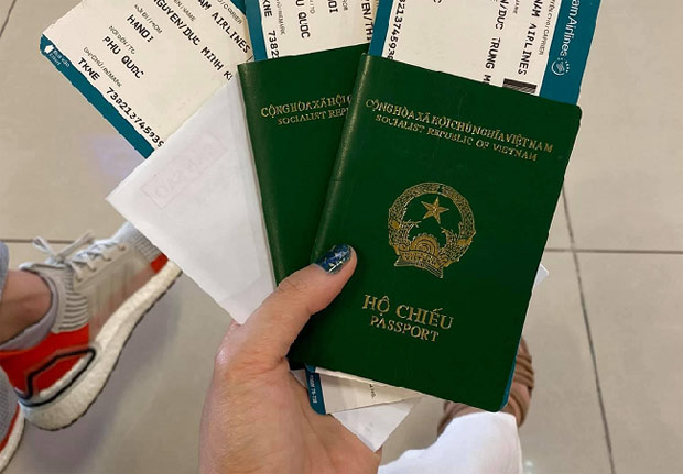 Số hộ chiếu có bị thay đổi khi cấp lại?