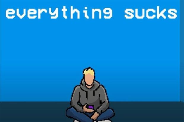 Lời bài hát Everything sucks