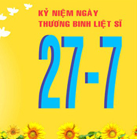 Khẩu hiệu tuyên truyền ngày 27-7