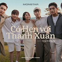 Lời bài hát Có Hẹn Với Thanh Xuân - Monstar