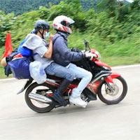 Đi xe máy về quê có bị cách ly không?