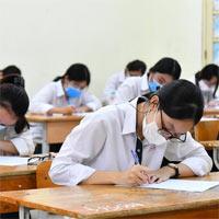 Điểm nộp đơn phúc khảo bài thi tốt nghiệp THPT quốc gia 2021