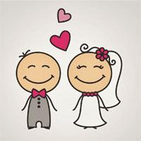 Quan hệ hôn nhân giữa vợ và chồng chỉ được pháp luật bảo vệ sau khi hai người đã?