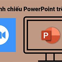 Cách trình chiếu PowerPoint trên Zoom chi tiết