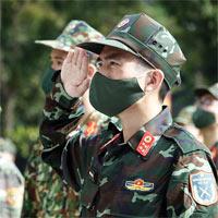 Quy định mang mặc quân phục trong Quân đội