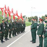 Quá trình hình thành, xây dựng, trưởng thành của Quân đội Nhân dân Việt Nam