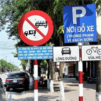 Thủ tục xin cấp giấy phép cho xe ô tô vào đường cấm