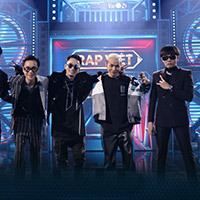 Lời bài hát Đây là Rap Việt 2 - Rhymastic, JustaTee, Wowy, Karik, Binz, LK